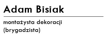 ADAM BISIAK