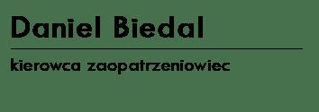 DANIEL BIEDAL