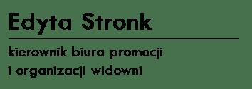 EDYTA STRONK