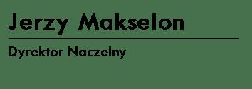 JERZY MAKSELON