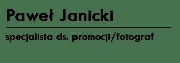 PAWEŁ JANICKI